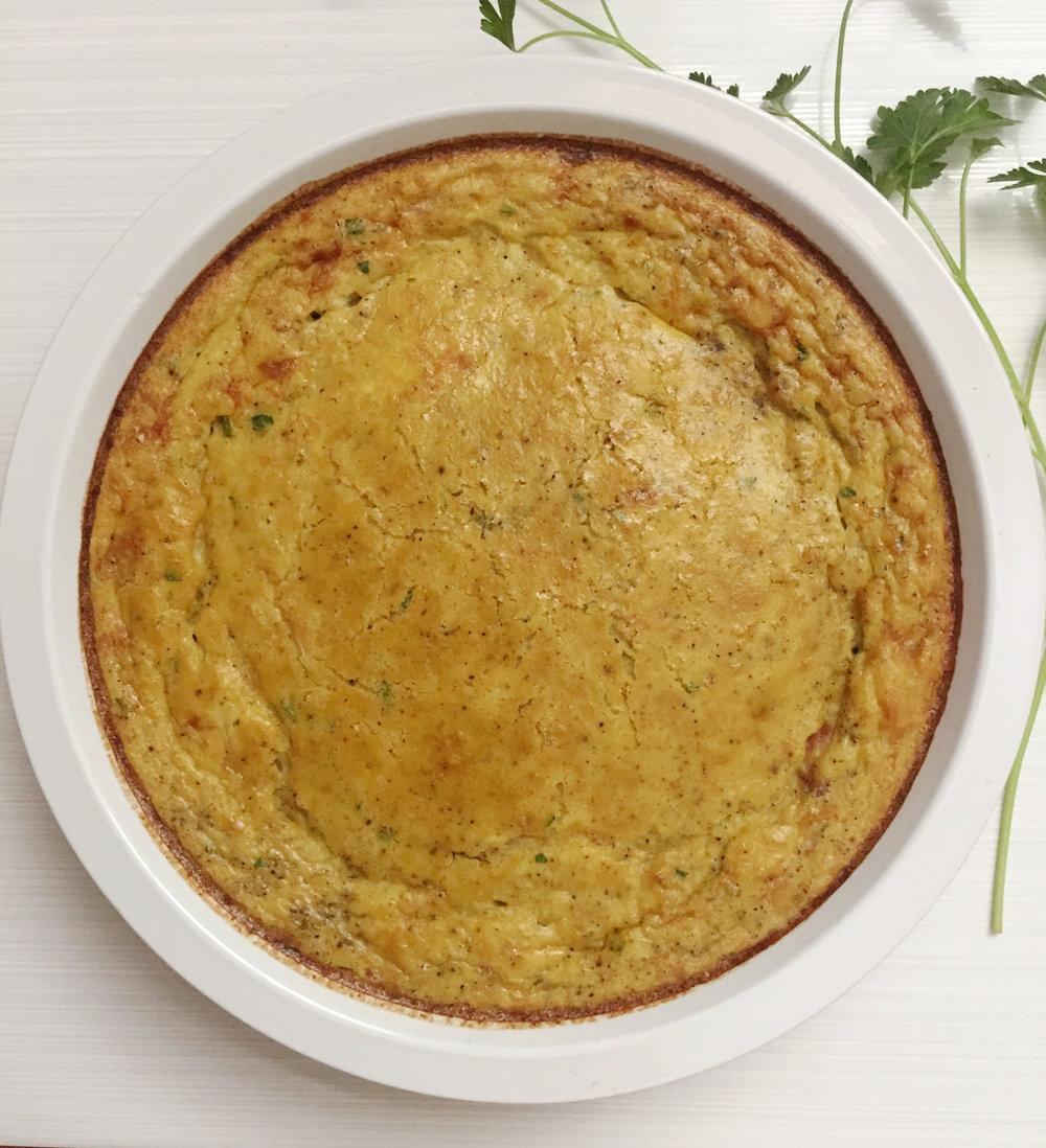 Paleo Breakfast Quiche