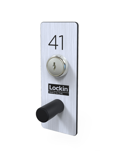 Key locker lock by Lockin