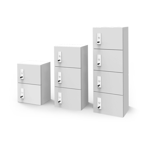 Mini lockers product by Lockin Australia
