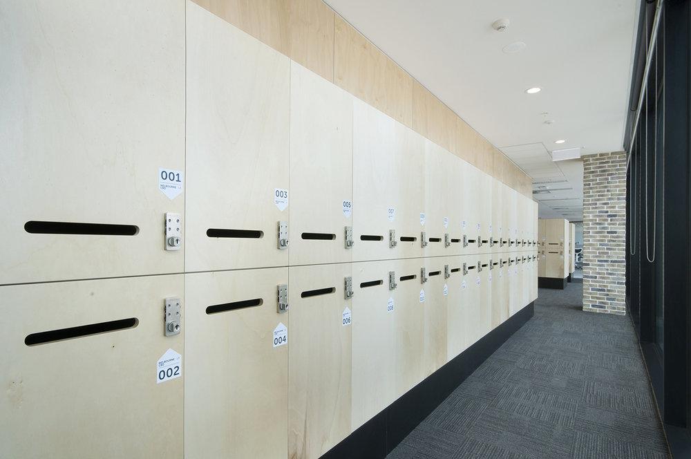 Real Estate Australia Lockers
