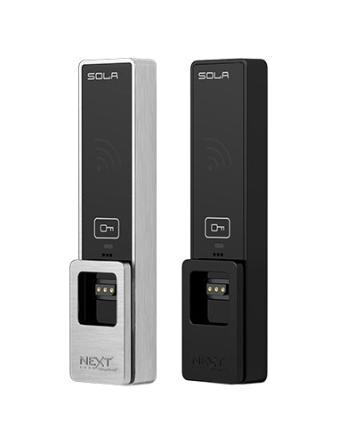RFID locker lock by Lockin