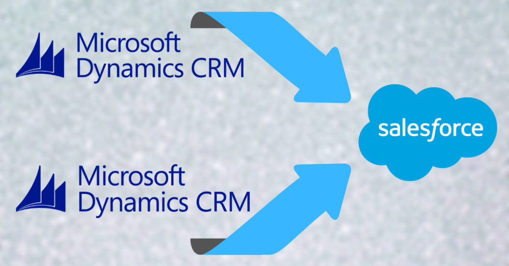 Dynamics to Salesforce Migration