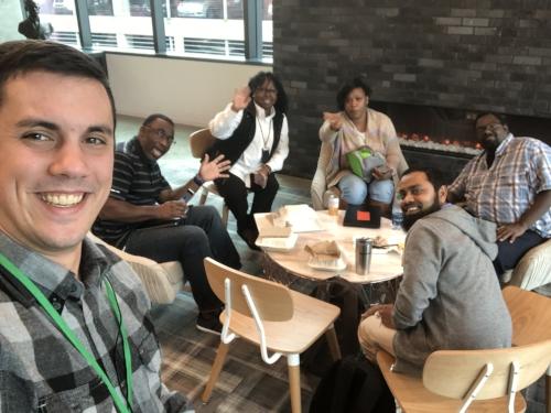 Salesforce Ohana Lunch