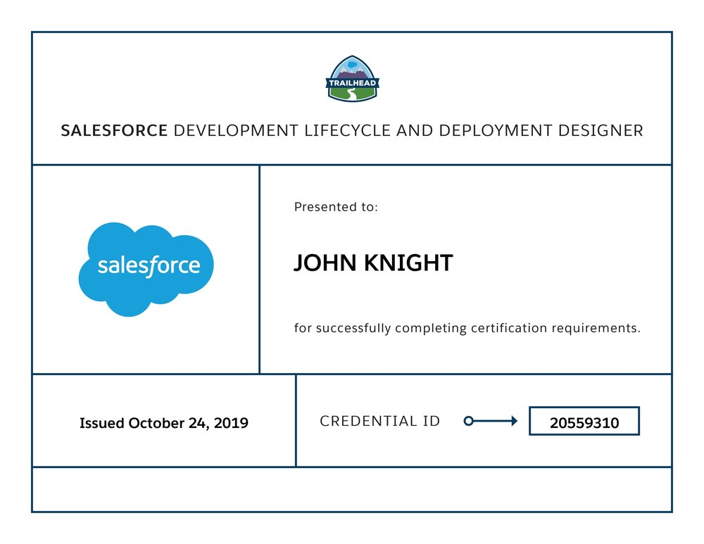 Salesforce Certifications How Many Is Too Many