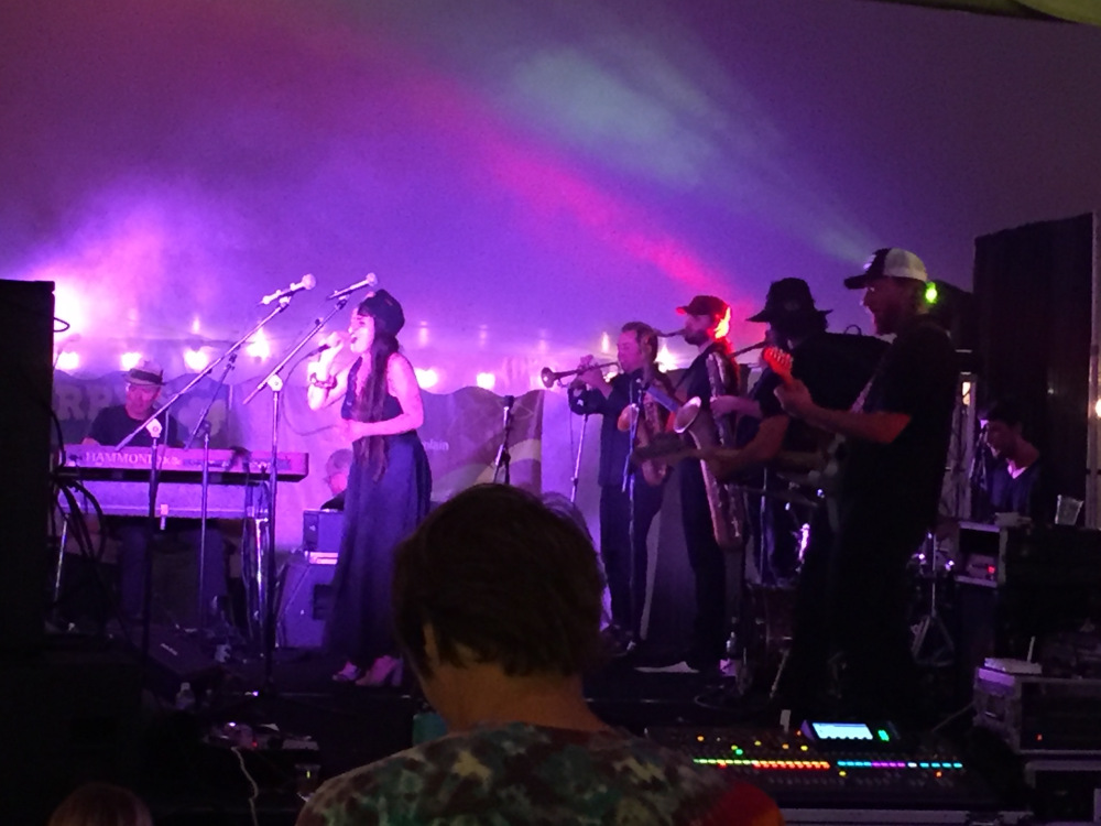 Kat Wright and the Indomitable Soul Band