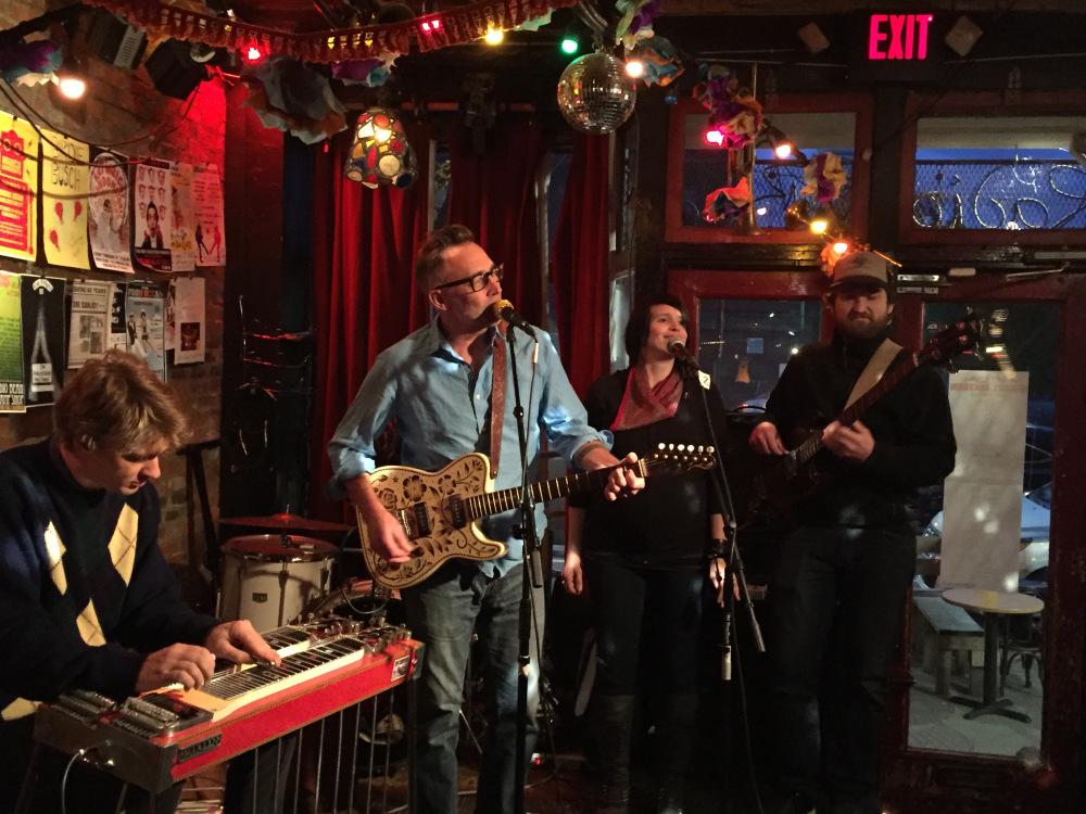 Honky Tonk Band