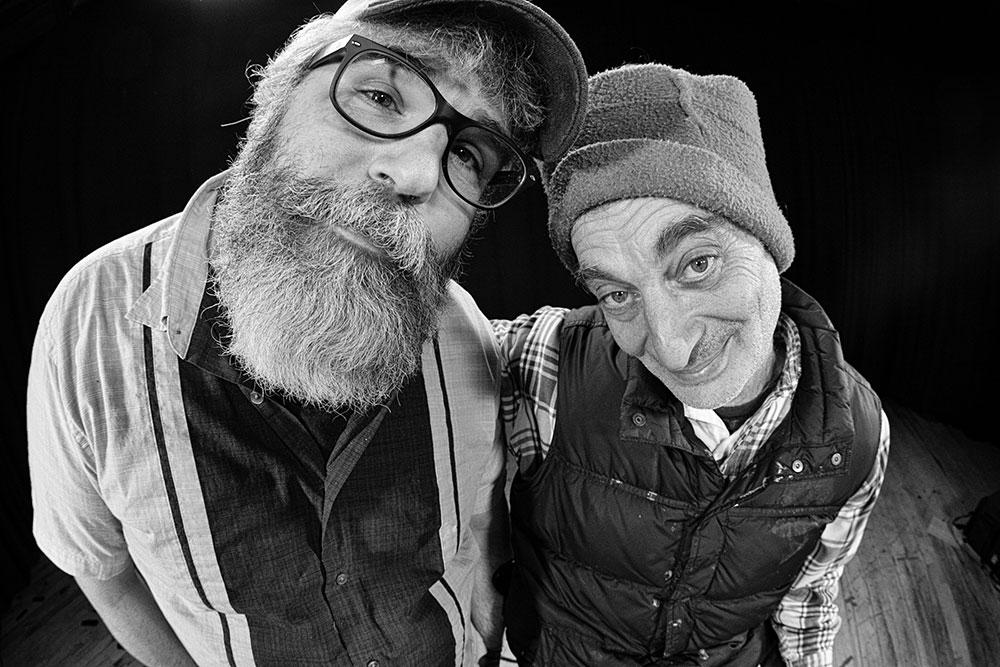 Bill Simmon and Ethan Azarian