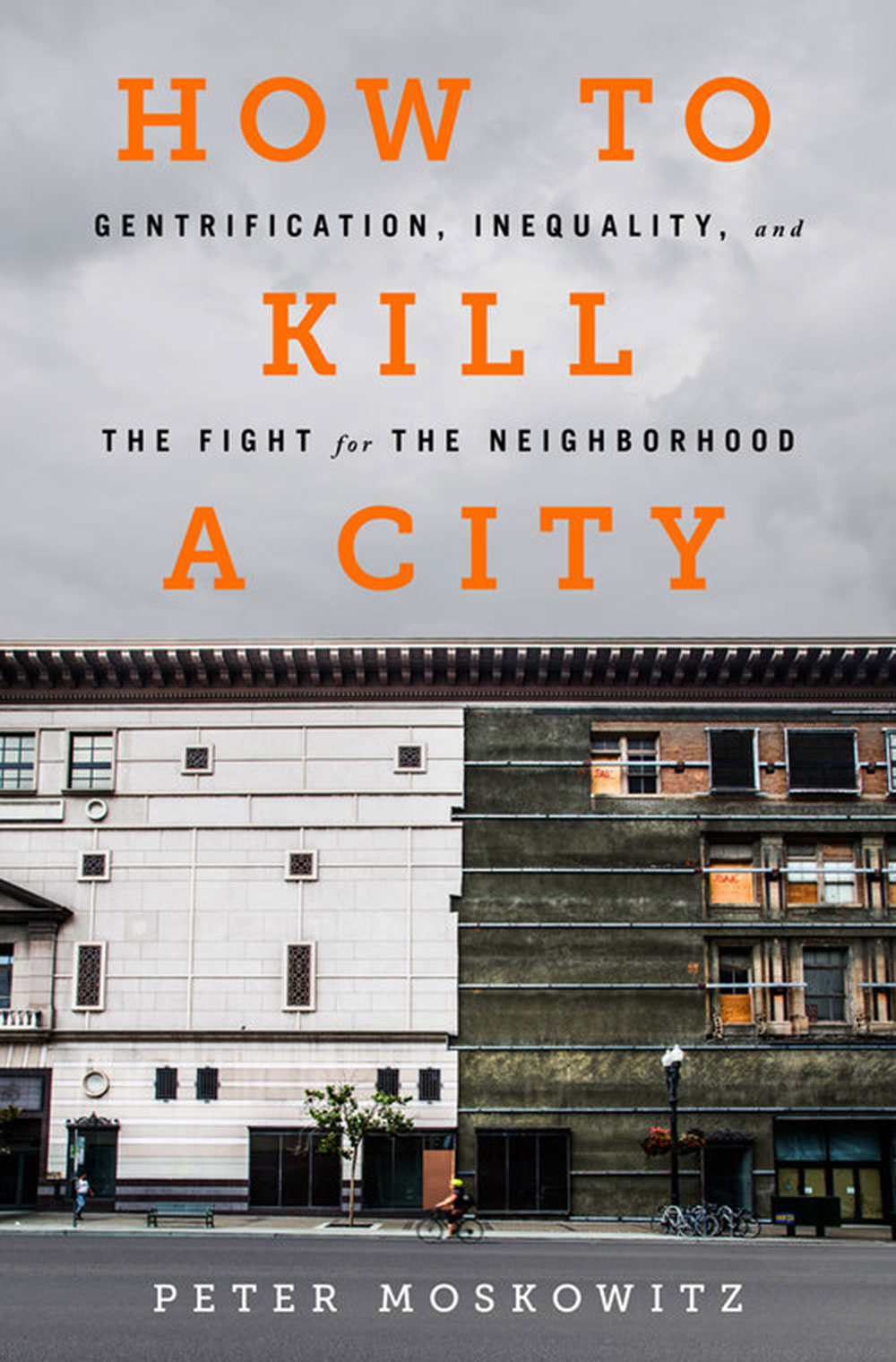 How To Kill A City cover art