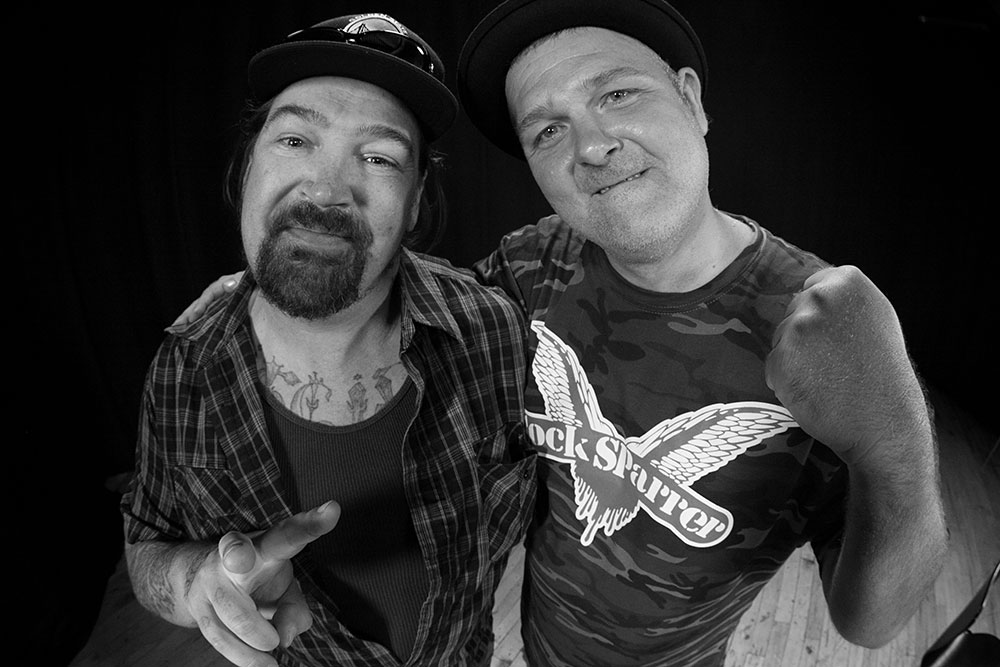 Chris Lamotte & Sterling-Dew