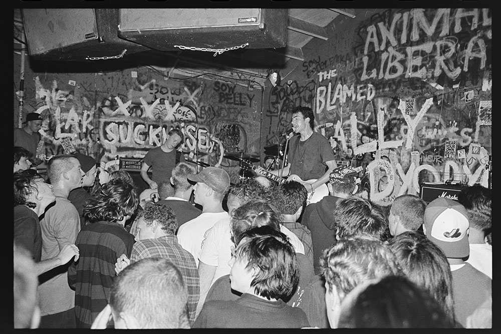 Jawbreaker at Gilman St., 1991