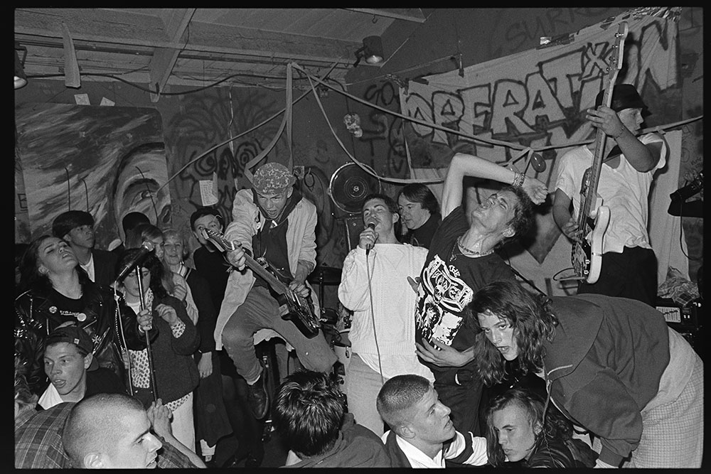 Operation Ivy at Gilman St., 1988