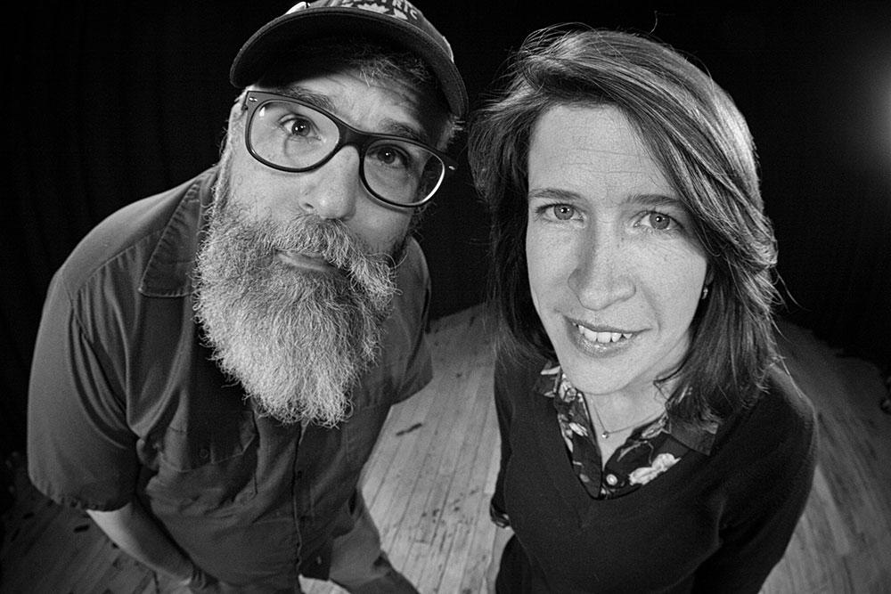 Bill Simmon & Carina Driscoll
