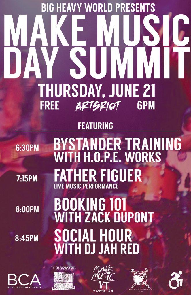 MMD Summit Poster