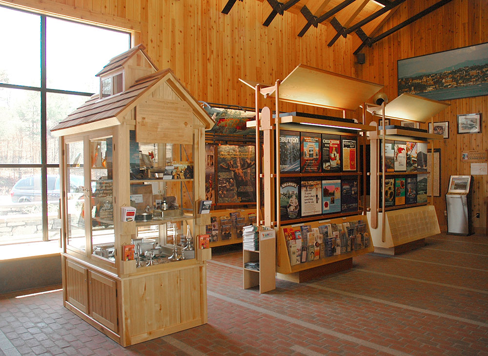 VT Welcome Center