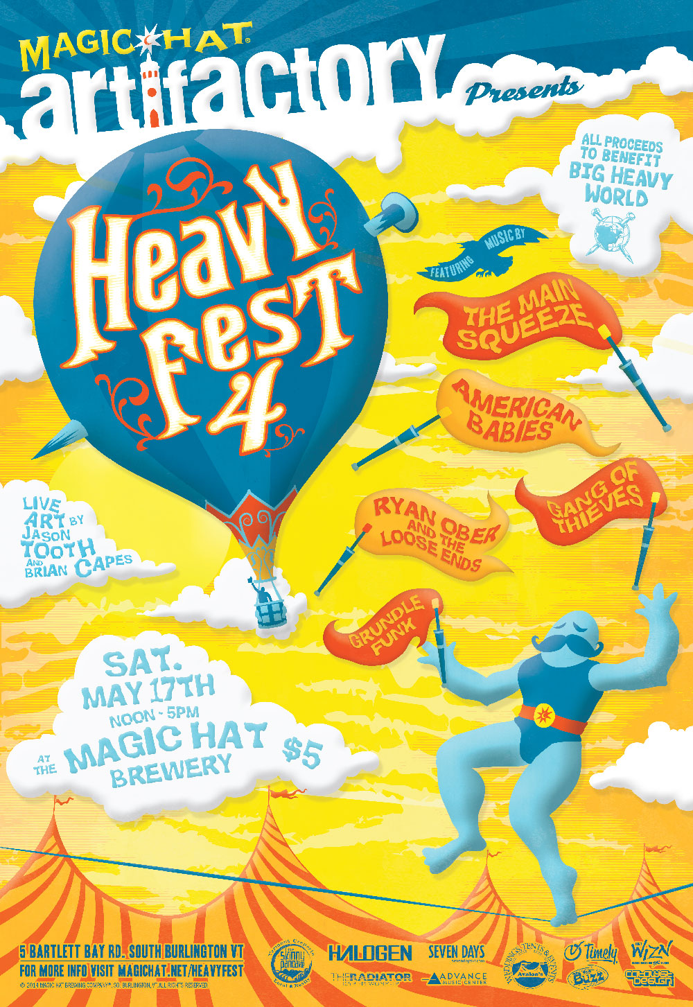 HeavyFest!
