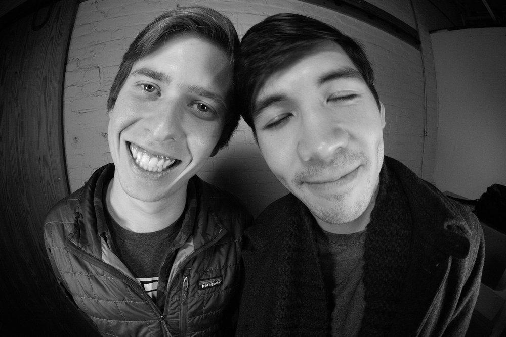 Thomas and Harrison