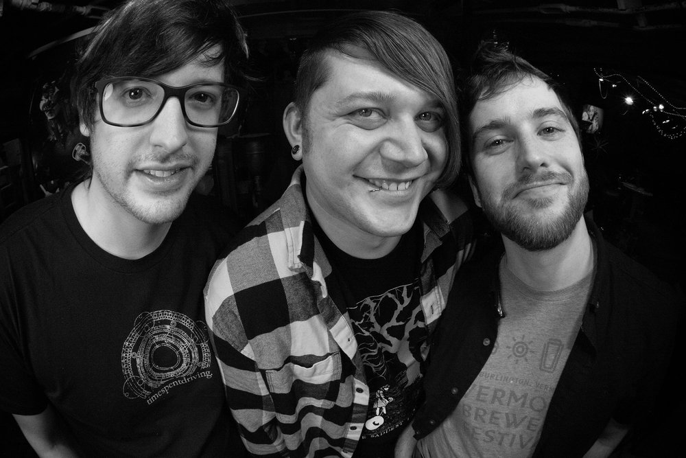 Steve, Hunter, and Conrad