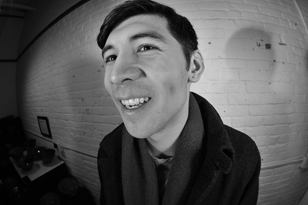 Harrison Hsiang