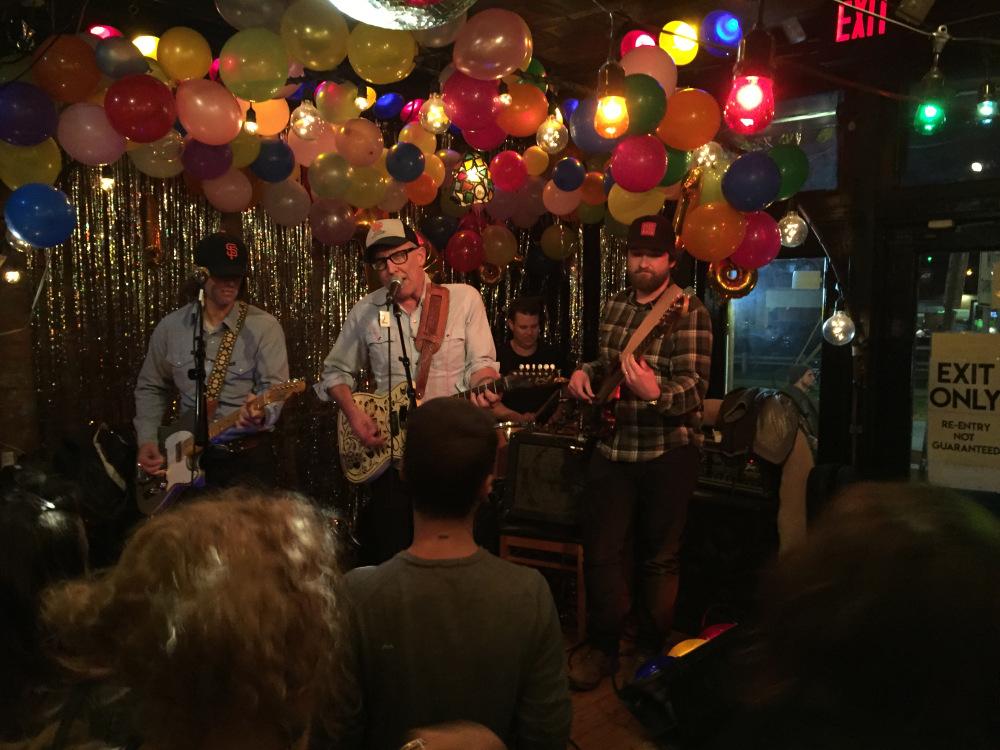Brett Hughes and the Honky Tonk band