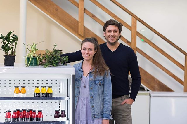 Introducing // Will and Katie of Greenroots Juicery, Christchurch's own organic, local, plant-based, cold-pressed juice company. Realising they had a calling to focus on something bigger than ourselves, that involved greatly improving the well-being of peoples day-to-day lives, Will and Katie dived headfirst into creating truly healthy products hand-crafted from fresh local organic produce. Will is a Chartered Accountant and has focused on helping charities achieve their goals through sustainable business and accounting practices, while Katie studied Business Management and Marketing and then Holistic Nutrition, complementary skills that went on to become the perfect background to their juice business. And why South Town? 'It embodies the cultural heart of Christchurch with epic local businesses bursting from the seams that just have so much to offer'. #thewelder #southtownpeople