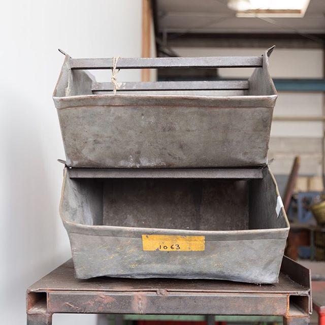 Here's what you can expect to find as planters and features in the common areas and atrium at The Welder - an authentic array of vintage workshop gear that we have sourced via our friends Junk & Disorderly Christchurch (always worth hunting for a treasure at their Orbell street store!!) #thewelder #southtownstyle