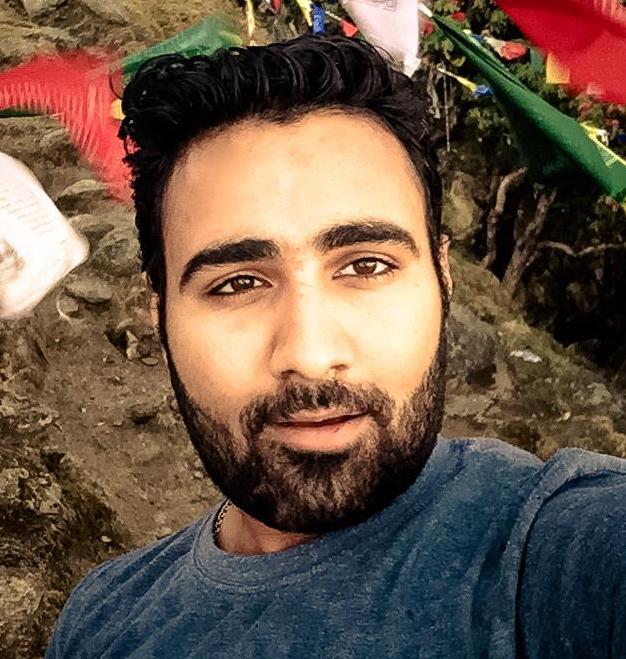Dipesh Bhardwaj: Good Culture Technical Advisor