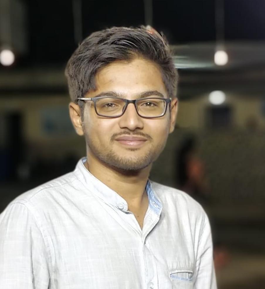 Ridham Tarpara, Engineer