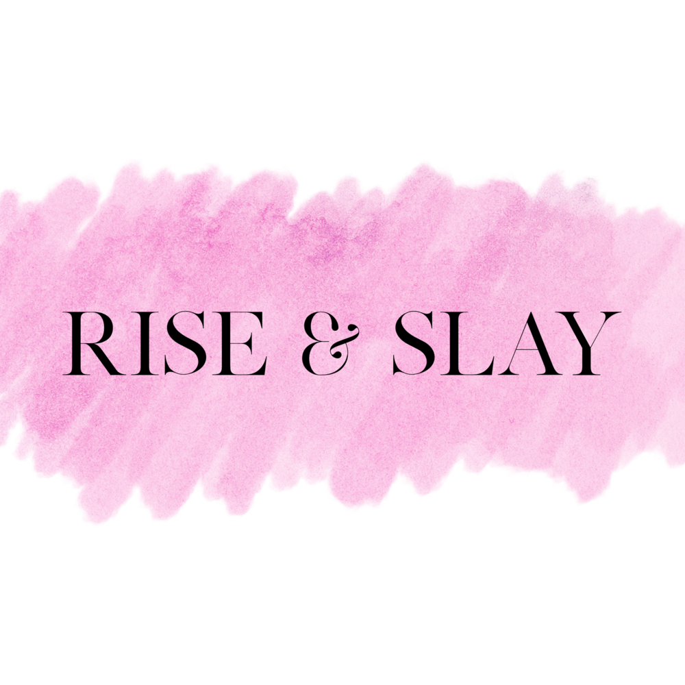 rise and slay instagram graphic