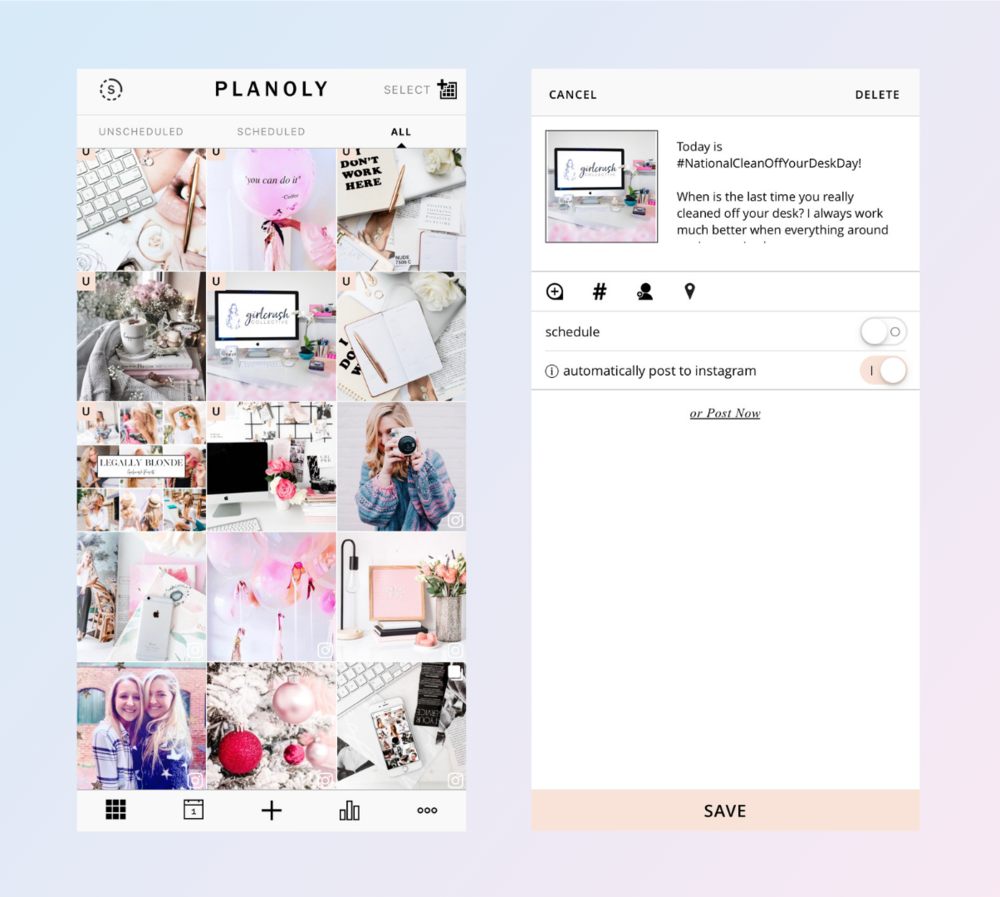 planoly app