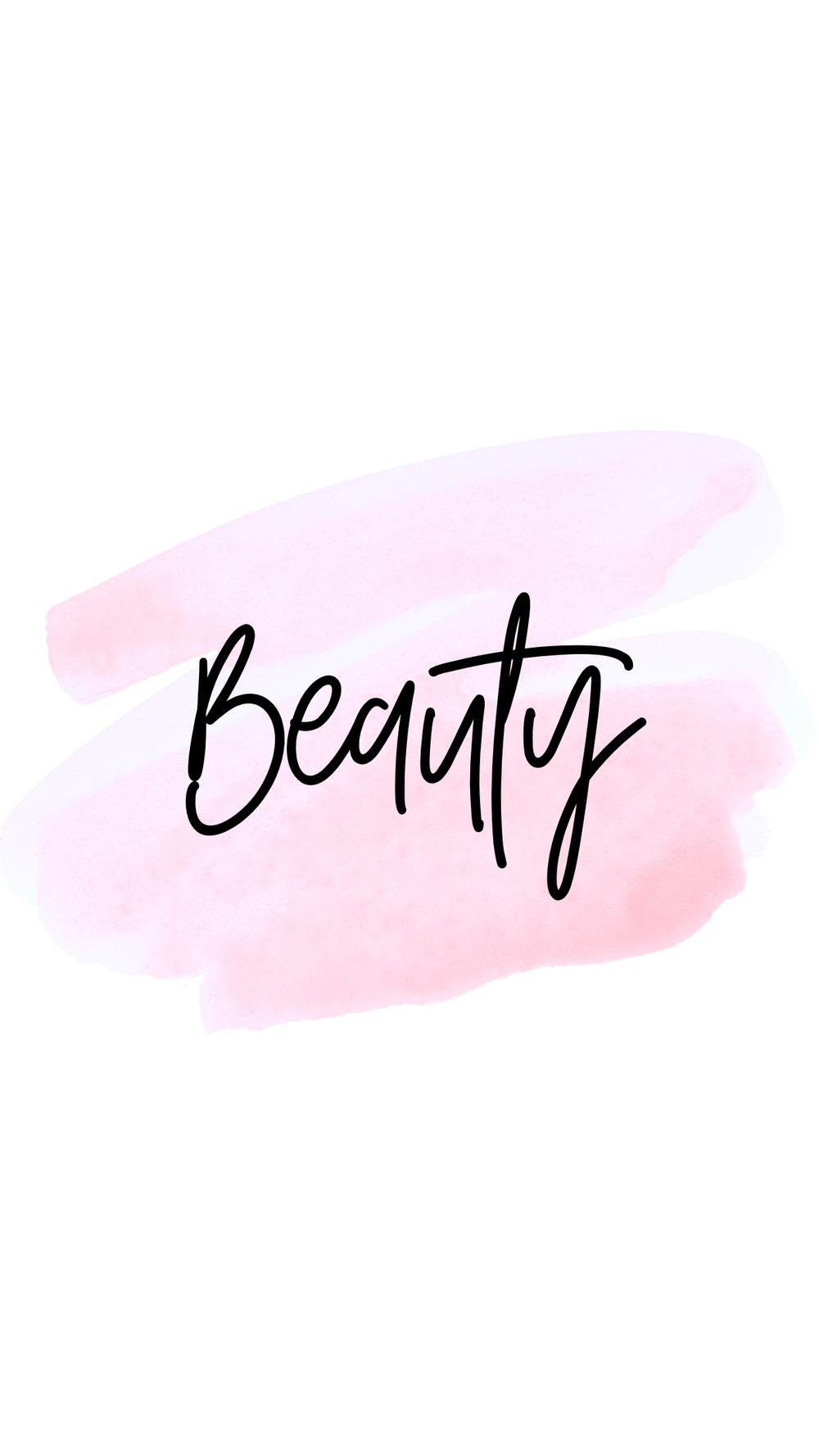 beauty highlight