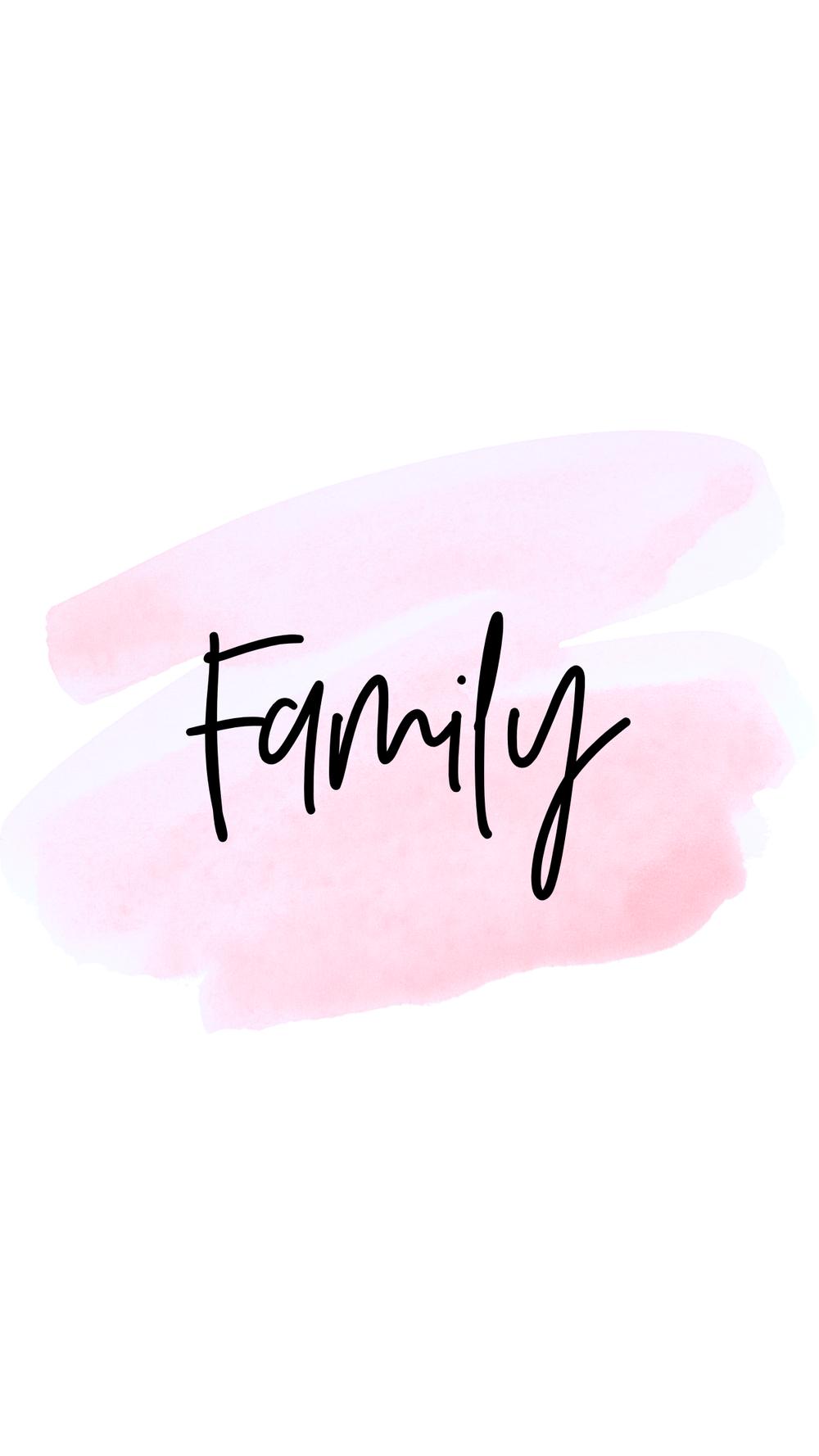 family highlight