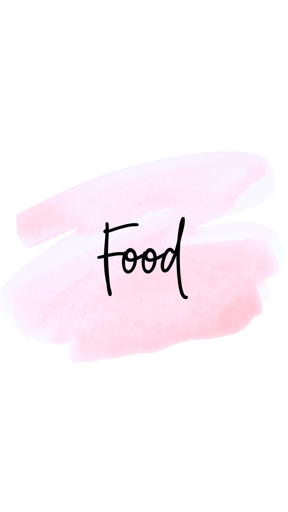 food highlight