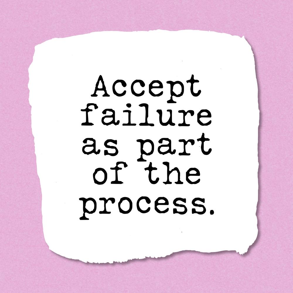 accept failure