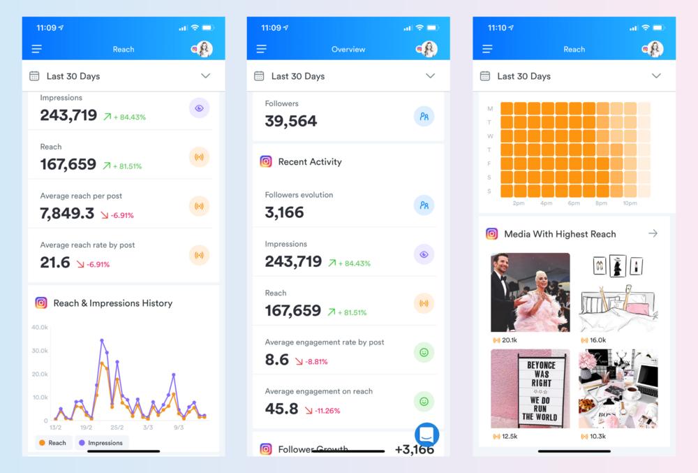 app spotlight iconosquare