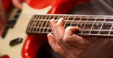 Bass Guitar Lessons - Our teachers teach rock, blues, metal, country and classical bass stylings on the electric bass. We will teach you everything from basic beat plucking to advanced riffs. Our students bring in their favorite songs and work with their instructor to master it!