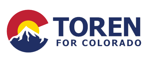 Toren Mushovic for Colorado House District 3