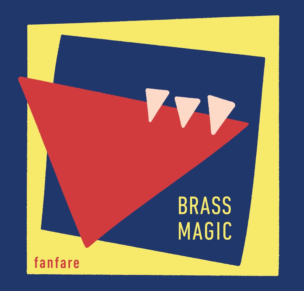 October 12, 2018<br><b>BRASS MAGIC</b><br><i>Fanfare</i>