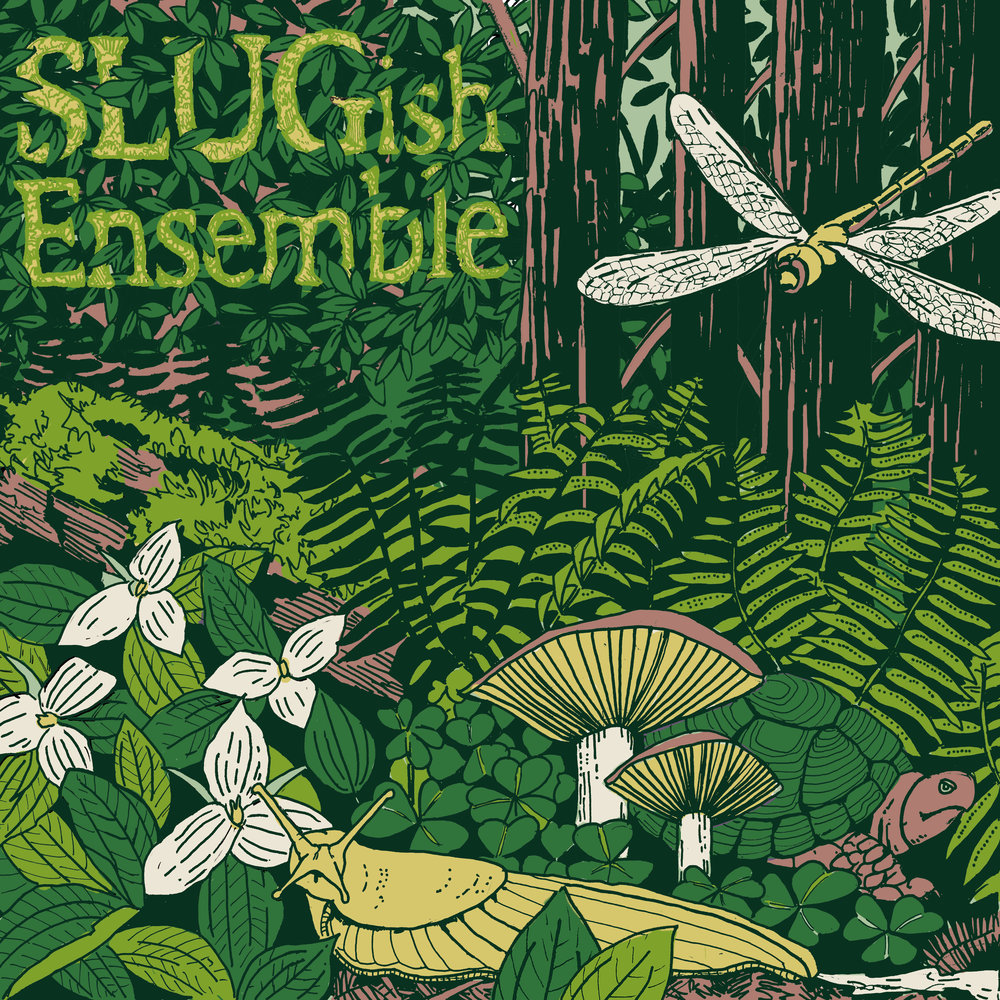 October 05, 2018<br><b>SLUGish Ensemble</b><br><i>An Eight out of Nine</i>