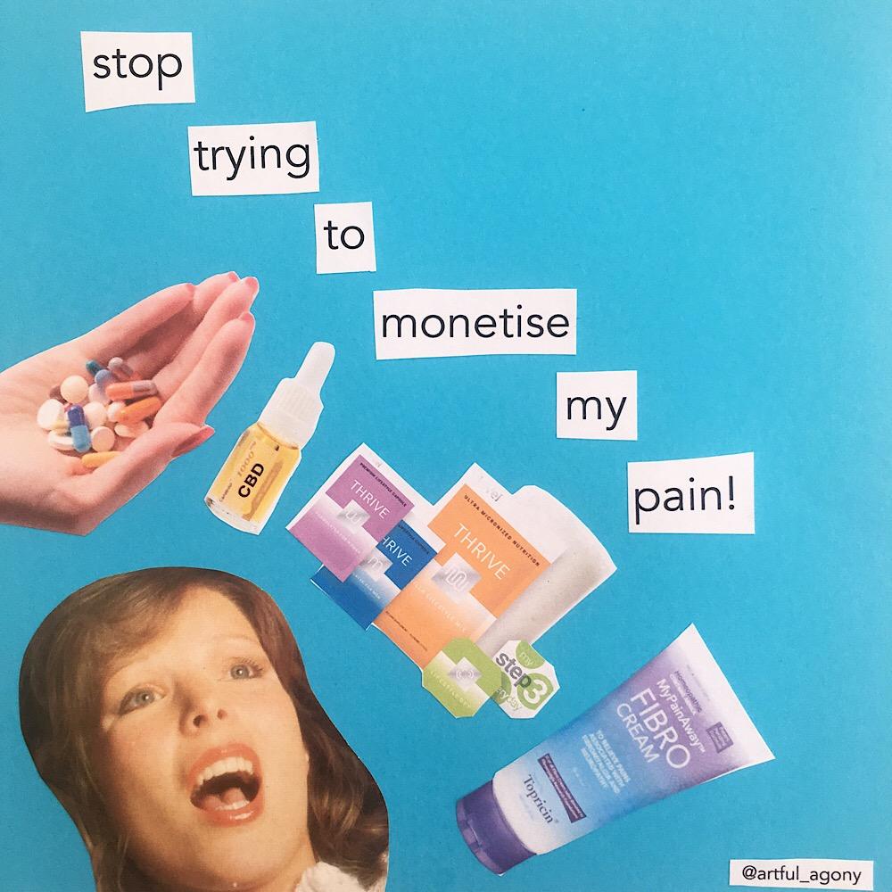 MONETISED PAIN
