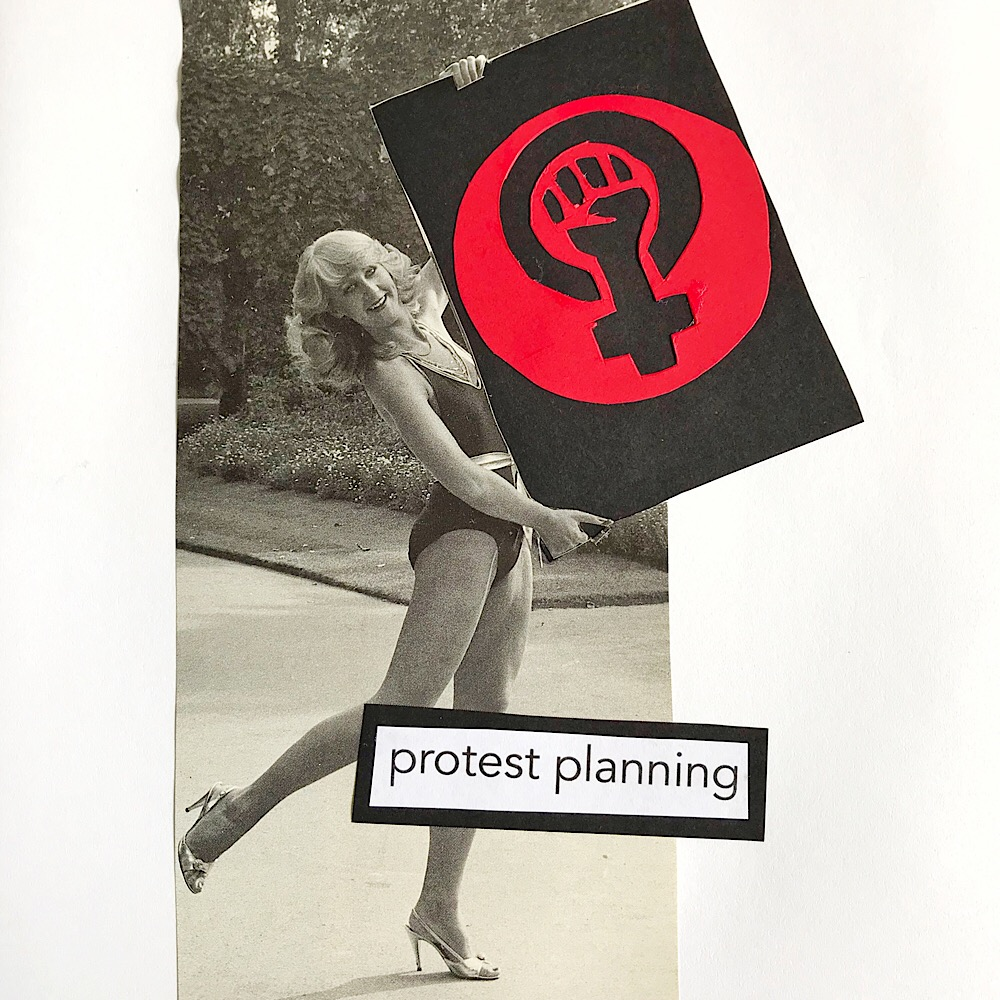 protest planning