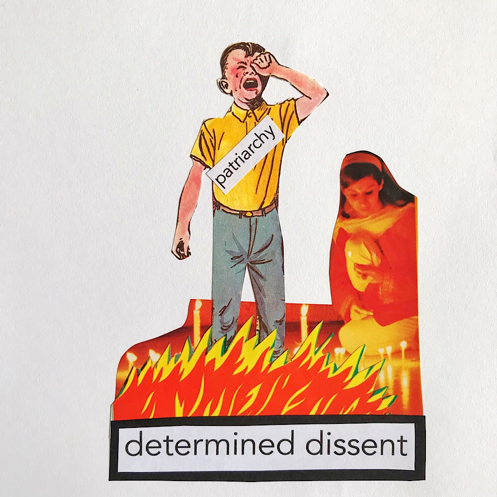 determined dissent