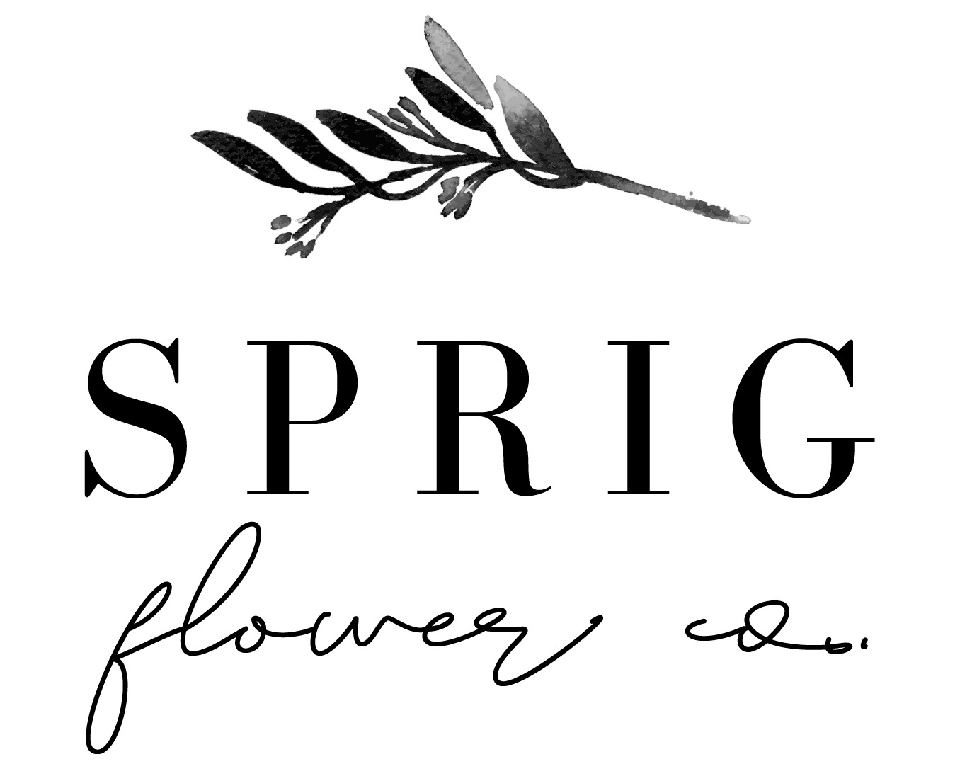 Sprig Flower Co.
