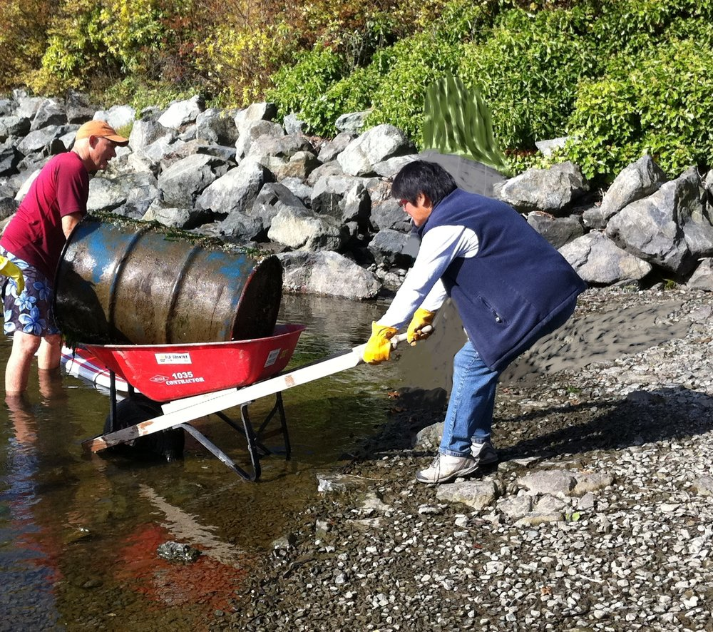 Annual Gorge Waterway Clean Up