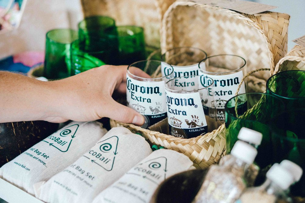 Keira Mason Zero Waste Bali