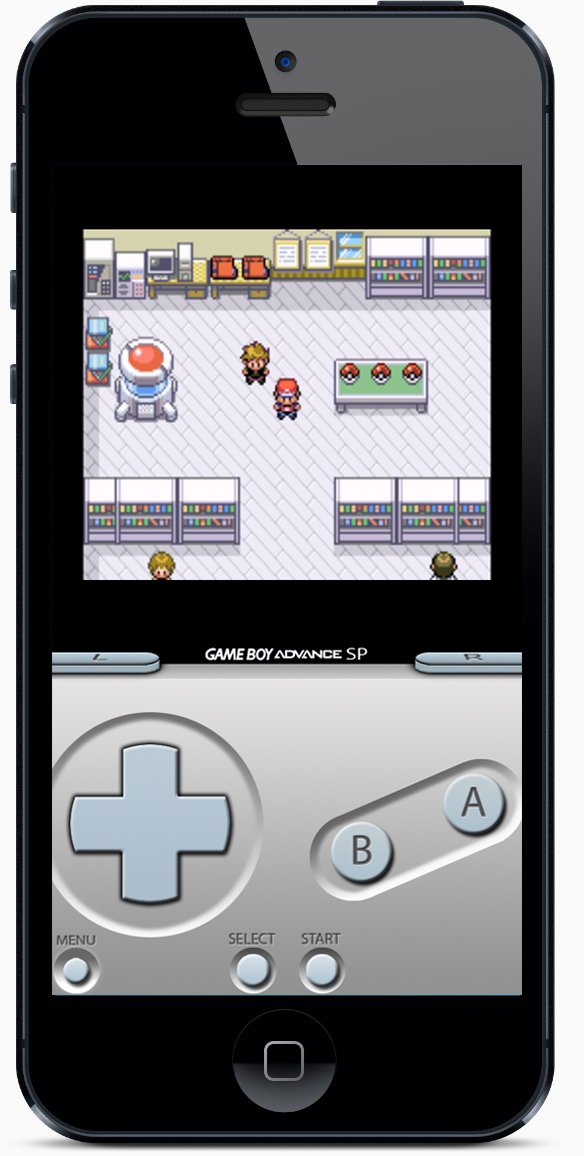 Game Boy Games on iOS with GBA4iOS App — Your Site Title