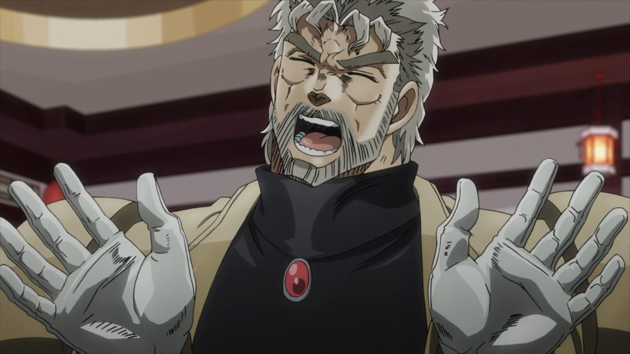 AnimeSunday: Joseph Joestar Is The Best Father! — Your Site
