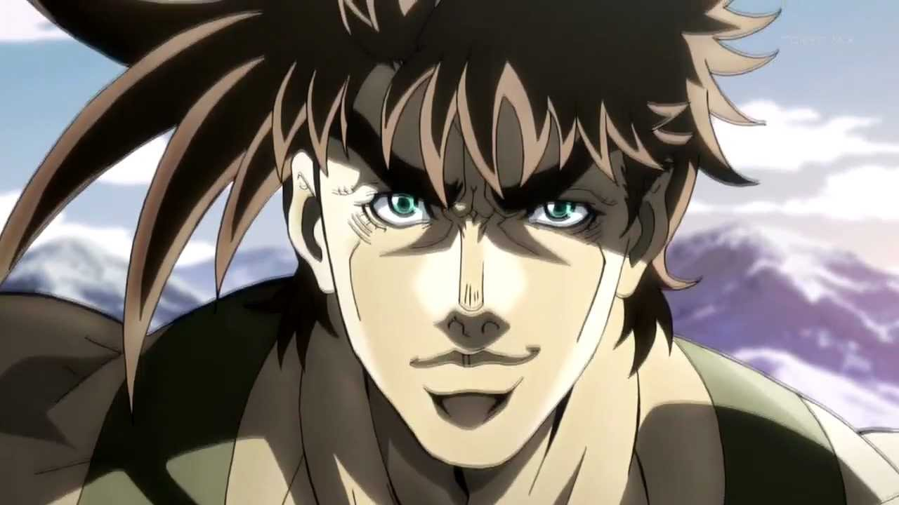 Animesunday Joseph Joestar Is The Best Father Your Site Title