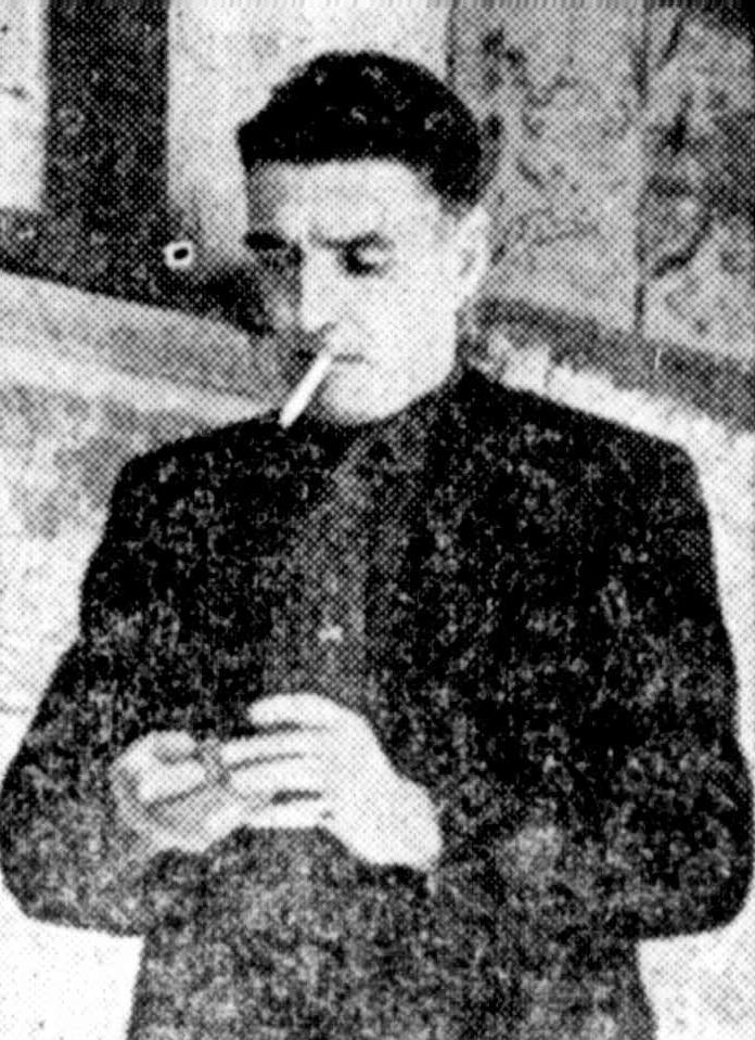 Bob Hobson, Mirror, 15 February 1947.