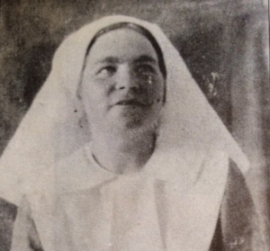 New Zealand WW1 nurse Nora Hughes (photo courtesy of The Kate Booth Collection)