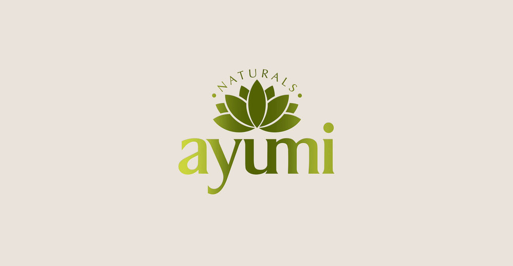 Health and Beauty Branding and Packaging Design for Beauty Brand Ayumi - Brand Identity